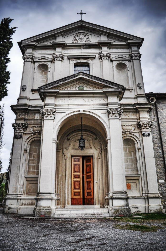 Il Santuario della Madonna del Monticino