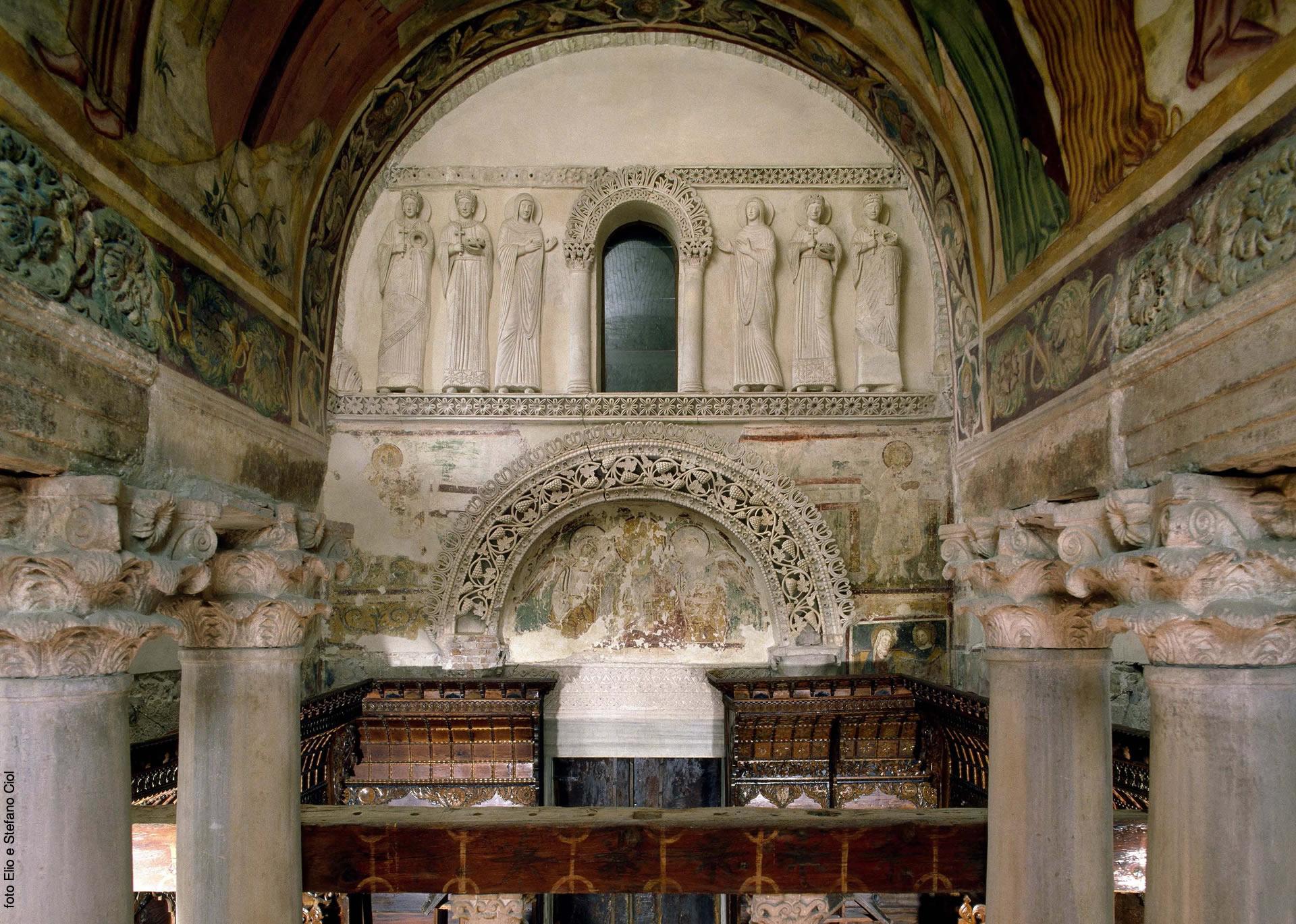 Il Tempietto Longobardo e il monastero di Santa Maria in Valle