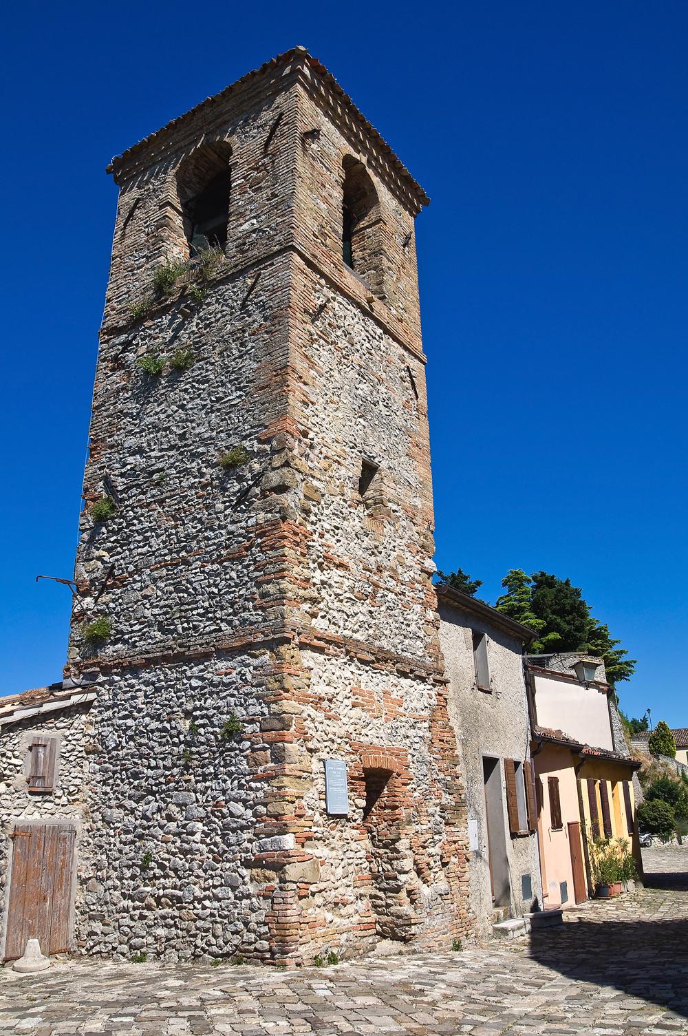 La Torre Civica di Montebello