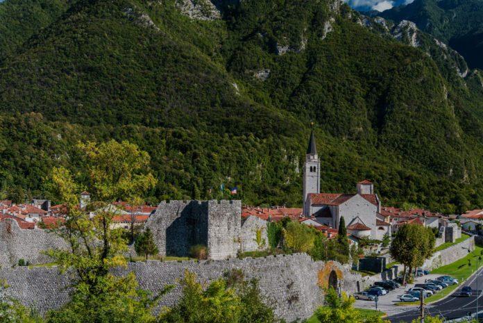 Il borgo di Venzone