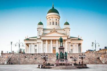 La Cattedrale di Helsinki (Tuomiokirkko)