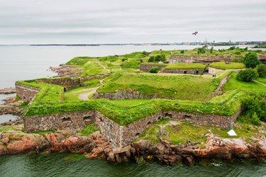 La Fortezza di Suomenlinna