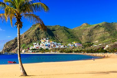 Le spiagge di Tenerife