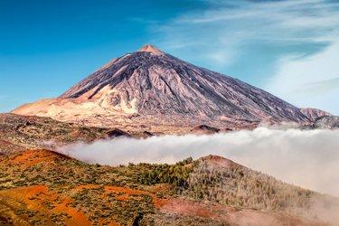 La Montagna del Teide