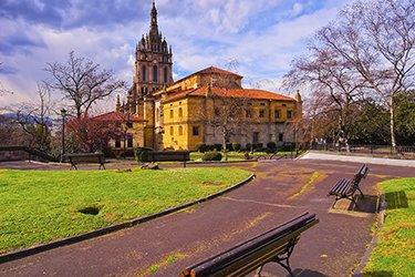 La Basilica di Begoña a Bilbao
