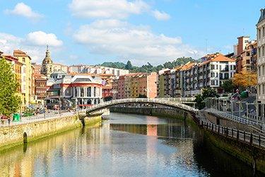 Casco Viejo di Bilbao
