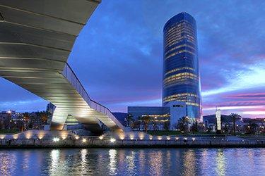La Torre Iberdrola a Bilbao