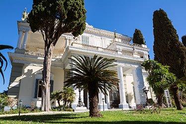 L'Achilleion Palace, il palazzo di Sissi a Corfù
