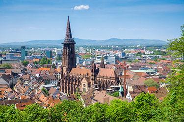 La Cattedrale di Friburgo