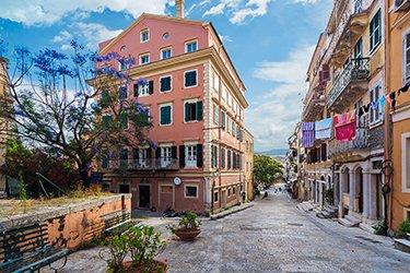 La Città Vecchia di Corfù