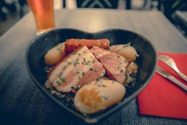 Cosa mangiare a Colmar