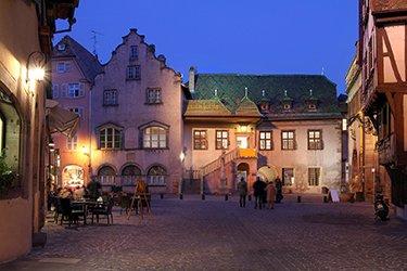 Il Koïfhus, la Vecchia Dogana a Colmar