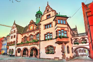 Il Vecchio Municipio di Friburgo