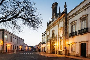 L'Arco da Vila a Faro