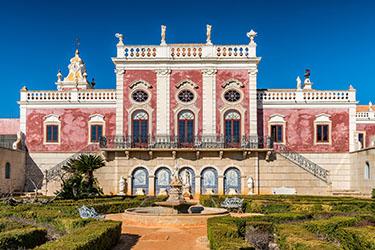 Il Palazzo di Estoi a Faro
