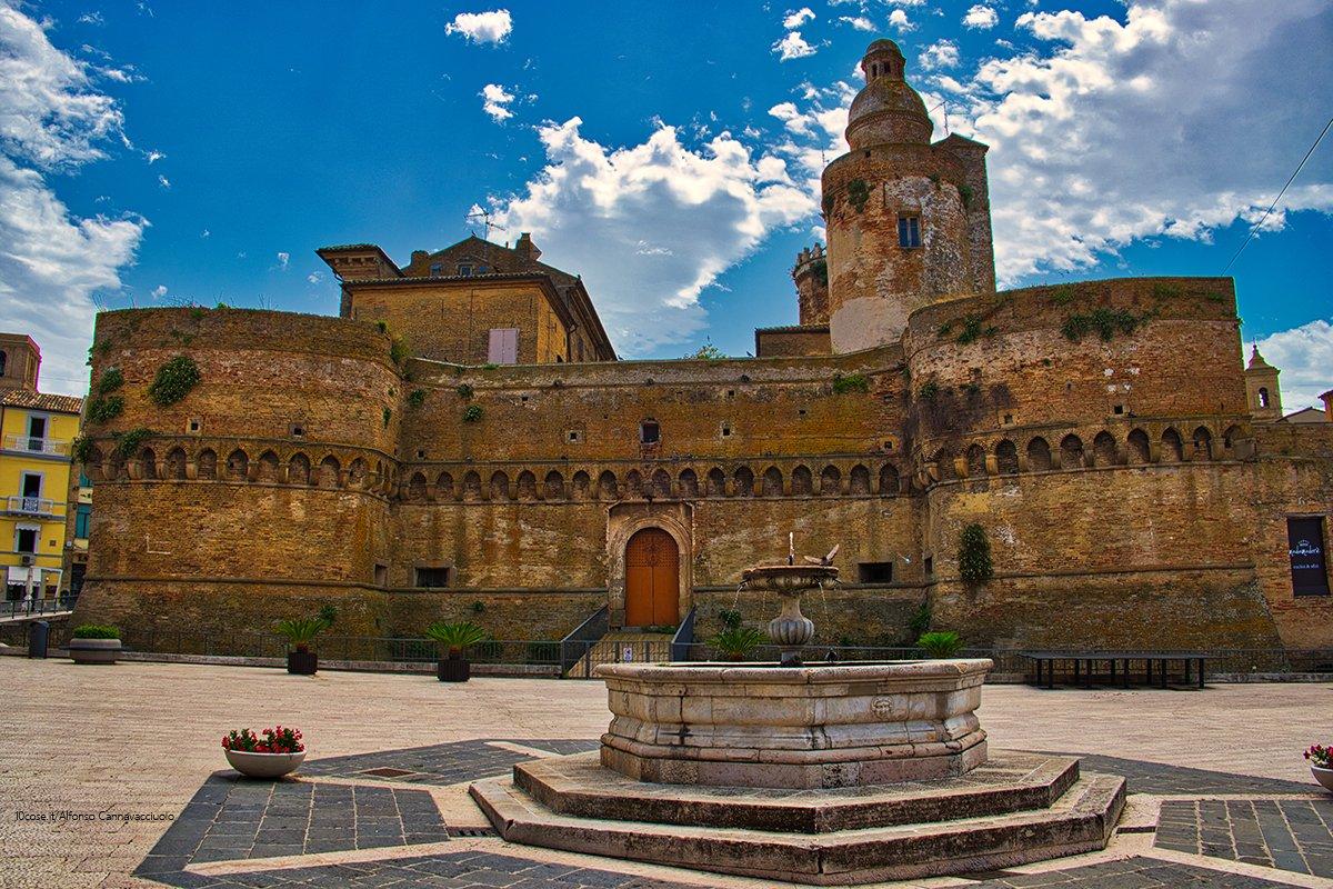 Il Castello Caldoresco di Vasto