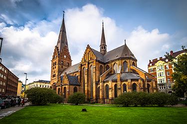 La Chiesa di San Pietro a Malmö