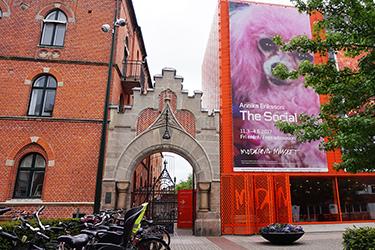 Il Moderna Museet a Malmö
