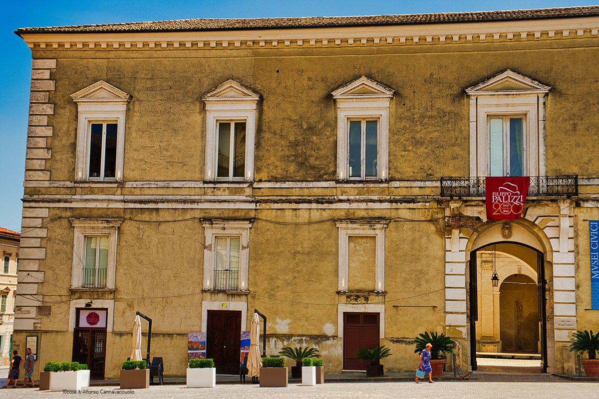 Palazzo D'Avalos a Vasto