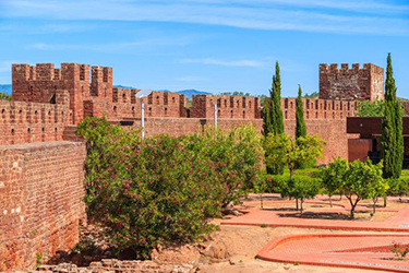 Silves in Algarve