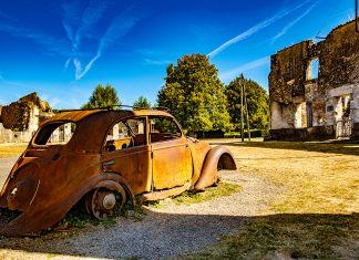 Oradour-sur-Glane, borgo fantasma e villaggio martire di Francia