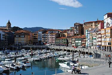 Bermeo nei Paesi Baschi