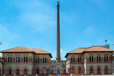 Villaggio industriale di Crespi D'Adda
