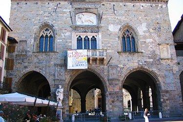 Il Palazzo della Ragione di Bergamo