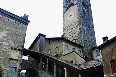 La Torre Civica e il Palazzo del Podestà