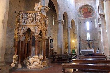 La Chiesa di Sant'Andrea a Pistoia