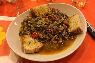 Cosa mangiare a Pistoia