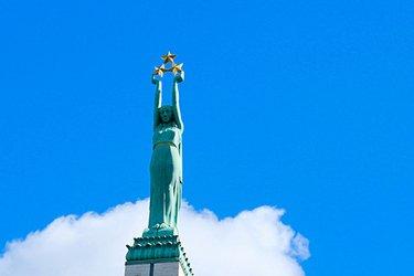 Il Monumento alla Libertà