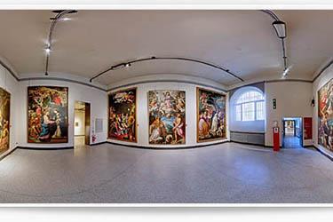 """Il Museo Civico """"Ala Ponzone"""""""