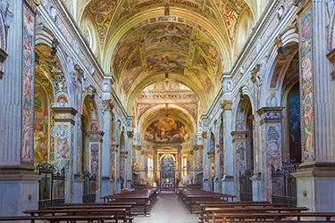 La Chiesa di San Sigismondo