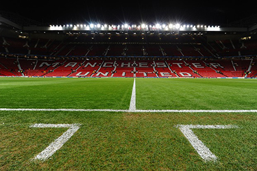 Old Trafford, lo stadio del Manchester United