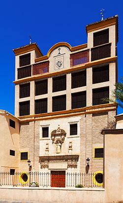 Il monastero di Santa Clara a Murcia