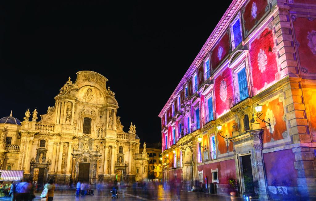 Cattedrale di Murcia