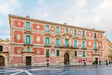 Il Palazzo Episcopale di Murcia