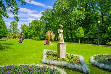 Garden Society, il parco cittadino di Göteborg