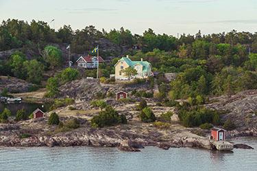 L'arcipelago Skärgården a Göteborg