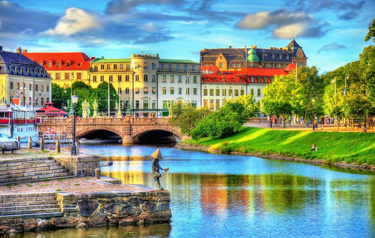 Cosa vedere a Goteborg