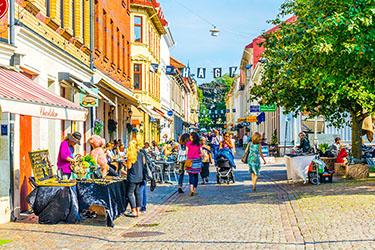 Haga, il quartiere antico di Göteborg