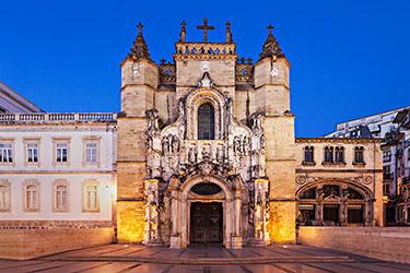 Il Monastero di Santa Cruz a Coimbra