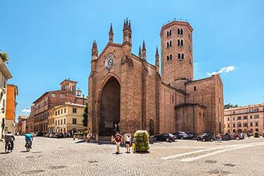 Chiesa e Pozzo di Sant'Antonino e la Sala dei Teatini