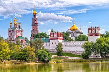 Convento e Cimetero di Novodevichy