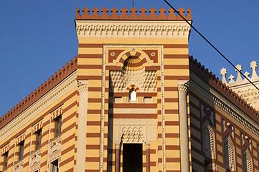 Biblioteca Nazionale ed Universitaria di Bosnia ed Erzegovina