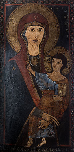 La Madonna della Carbonara
