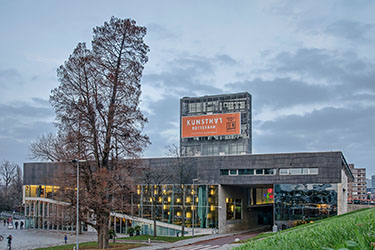 Kunsthal e Museum Park
