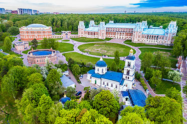 Il Parco di Tsaritsyno