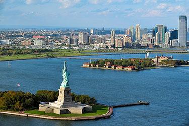 Statua della Libertà e Ellis Island